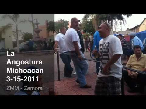 La Angostura michoacan 3 15 2011