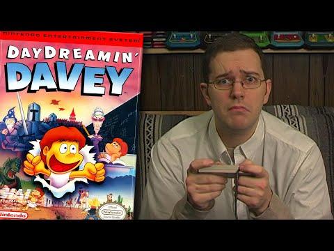 Day Dreamin Davey NES Angry Video Game Nerd AVGN