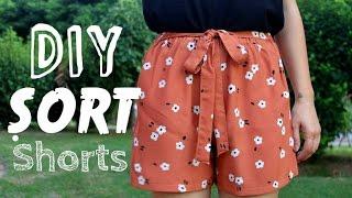 Kendin Yap Şort / DIY Summer Shorts