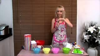 How To Make Play Dough - Non Toxic, No Cooking