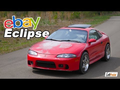 Xxx Mp4 Introducing Project EBay Mitsubishi Eclipse 2g 3gp Sex