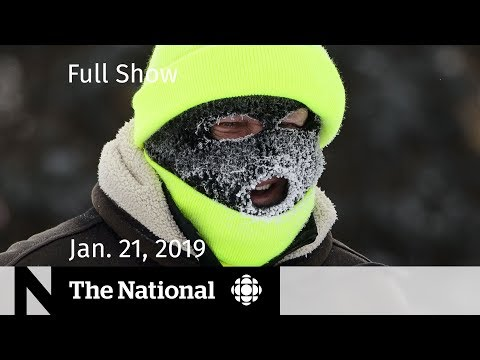 Xxx Mp4 WATCH LIVE The National For January 21 2019 3gp Sex
