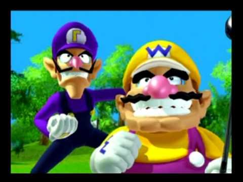 Mario Golf Toadstool Tour Intro
