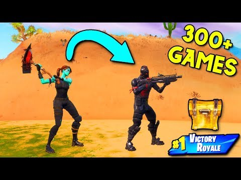 This Fortnite Challenge took me OVER 300 GAMES it shouldn t have