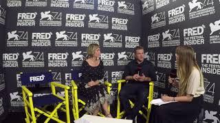 Matt Damon and Kristen Wiig - DOWNSIZING - 74 Venice Film Festival