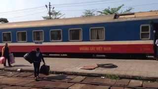 Vietnam - Overnight Sleeper Train LIVE!