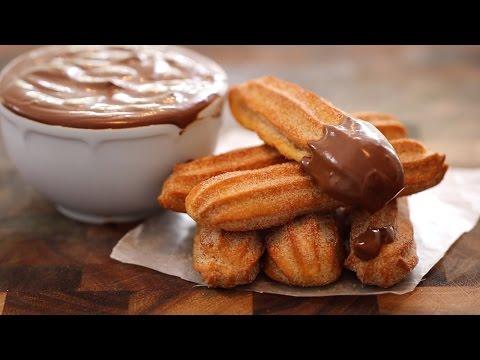 Xxx Mp4 Homemade Churros Baked Better Than Fried Hot Chocolate Gemma S Bigger Bolder Baking Ep 69 3gp Sex