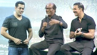 Rajnikanth Reaction On Doing A Movie With Salman Khan After Shahrukh Will Blow Your Mind