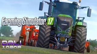 Farming Simulator 17 PC Gameplay 1080p 60fps