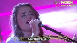 Cumbia Nena en Pasion por la Musica 7 2 2016