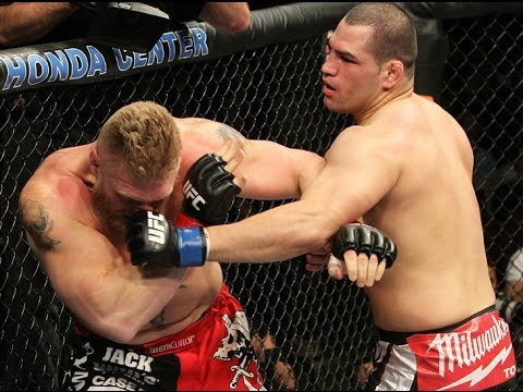 Cain Velasquez vs Brock Lesnar UFC 121 FULL FIGHT UFC Fight Night 1