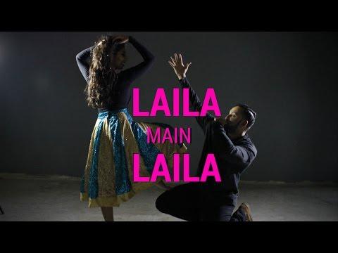Laila Main Laila Dance | Raees | Bollywood Choreography | #DanceLikeLaila | Zee Music Company Collab