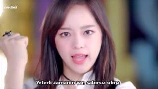 I.O.I - Dream Girls (Turkish sub. - Türkçe Altyazı)