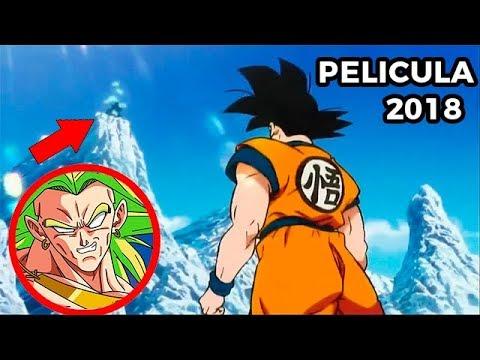 Xxx Mp4 Dragon Ball Super Trailer Pelicula 2018 Yamoshi Y Broly En Esta Nueva Aventura 3gp Sex