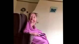 Creepy old nanny(cams nanny)