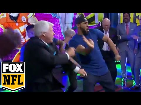 NFL players, so you think you can dance?   FOX NFL