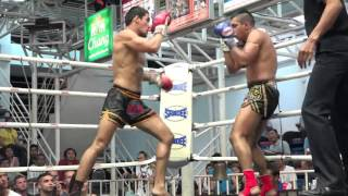 Salim Fight 1 Bangla Boxing Stadium