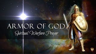 Prayer Warriors 365- Armor of God Spiritual Warfare Prayer