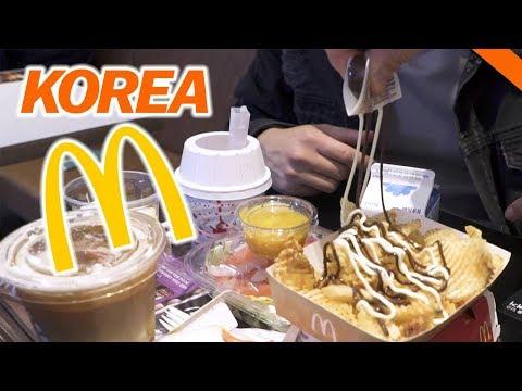 Xxx Mp4 EATING AT KOREAN McDONALD S IN SEOUL Fung Bros World Tour 3gp Sex