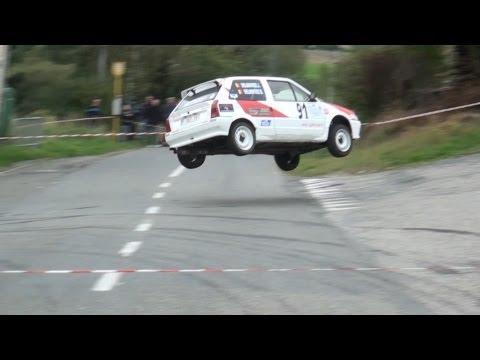 Rallysprint du Tréfle 2012 with crash and mistakes HD
