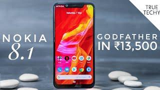 Nokia 8.1 Depth Review, Nokia 8.1 in ₹13500, GODFATHER Under 20000, Nokia 8.1 Camera Segment Killer