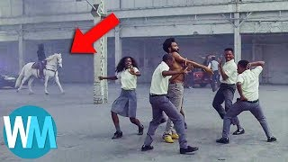 "Top 5 Things You Didn't Notice in Childish Gambino's ""This Is America"" Video"