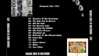 Frankie Goes To Hollywood -1987-01-12 Wembley arena, London BBC Radio Broadcast
