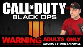 COD Black Ops 4 // 18+ ONLY STREAM // PS4 Pro // Call of Duty Blackout Live Stream Gameplay