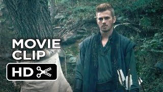 Outcast Movie CLIP - Archery Practice (2015) - Hayden Christensen, Nicolas Cage Movie HD