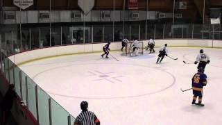 LA Jr. Kings vs Anaheim Jr. Ducks, Midget 16 AAA, Part 1