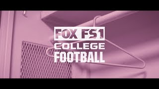 PINK   University of Iowa   College Football on FOX & FS1
