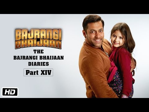 Xxx Mp4 The Bajrangi Bhaijaan Diaries Part XIV Making Of Poster Shoot Salman Khan Harshaali Malhotra 3gp Sex