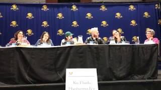 Wynonna Earp @ DragonCon 9/4/2017 [Full Panel]