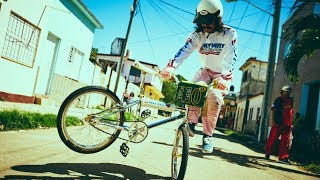 A Visual History of Flatland BMX | Stages - 80s till now