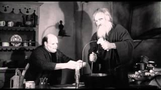 Frankenstein Junior - l'Eremita cieco