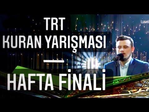 TRT 1 Kuran'ı Güzel Okuma Yarışması/Osman Bostancı/Hacc Suresi 73-78