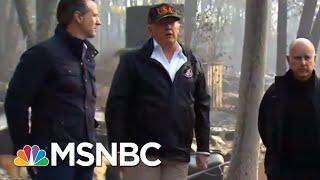 California Reels With Tragedy, More Threats; Donald Trump Flunks Empathy   Rachel Maddow   MSNBC