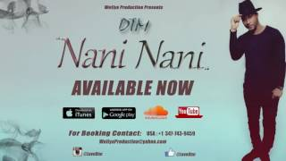 DTM - Nani Nani (Official Audio)