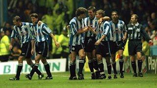 FROM THE VAULT: SWFC 3-1 Man Utd   1998/99