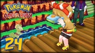 Pokémon Rubí Omega - Cap.24 ¡Revelando lo invisible!