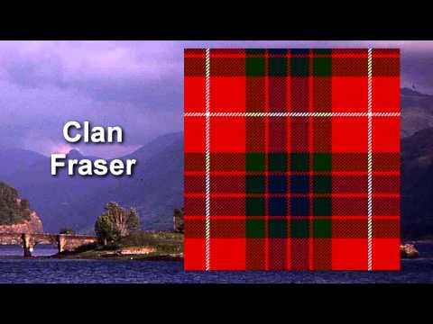 Scotland -  Clan Tartan ~ Part 1   A to L