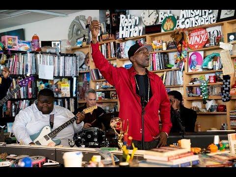 Rakim NPR Music Tiny Desk Concert