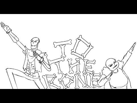 Xxx Mp4 Underfell Rap To The Bone JTMachinima 3gp Sex