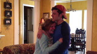 Big Brother surprises Little Sister for her 15th birthday