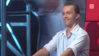 The Voice Norge 2013 - Kristian Kristensen -