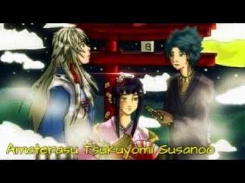 Xxx Mp4 Amaterasu Tsukuyomi Susanoo Mitologi Jepang 2 3gp Sex