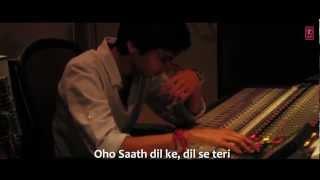 Yun Hi Re Song Making In Studios With Anirudh Ravichander _ DAVID (Hindi)