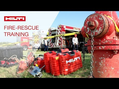 Xxx Mp4 HILTI Helping Firefighters Train For Urban Search And Rescue 3gp Sex