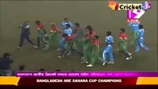Bangladesh Cricket Team Gangnam Style Dance On the Pitch