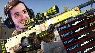 CS:GO - NEW KENNYS #1 (Flicks, Clutches, VAC)